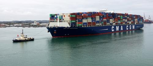 Too early to gauge full impact of COVID-19 on global shipping, aviation: Emissions Gap Report