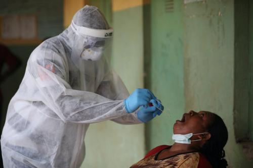 Where COVID-19 has left Nigeria's health system
