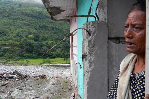जलवायु से जुड़ी आपदाओं के चलते 2050 तक अपना घर छोड़ने को मजबूर हो जाएंगे 4.5 करोड़ भारतीय