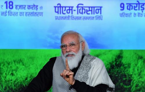 बधाई हो! आखिरकार कृषि भारत में राजनीतिक एजेंडा बन ही गया