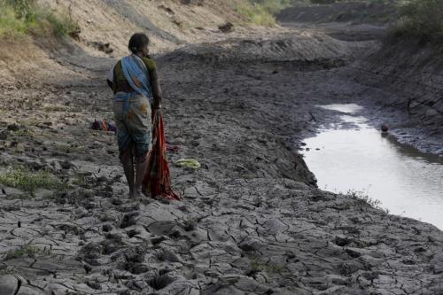 भारतीय इतिहास का आठवां सबसे गर्म वर्ष रहा 2020