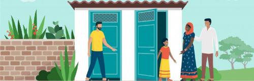 Punjab closer to ODF sustainability with community toilet guidelines