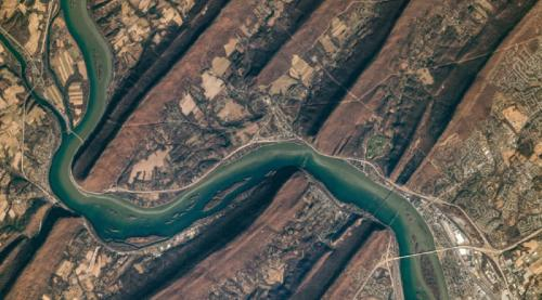 One in three large American rivers has changed colour in the last 34 years: Study