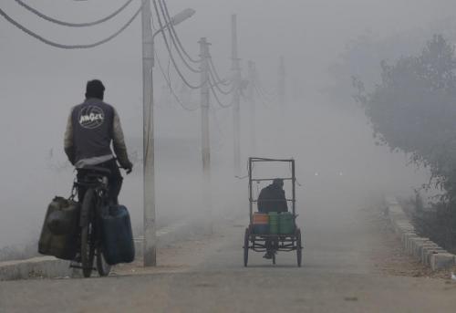 Pollution less severe this winter in Delhi; smog episodes fewer, shorter: CSE