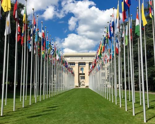 UN mourns its parents