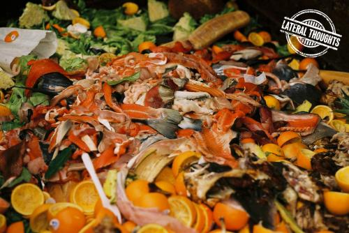 Lateral Thoughts: Clueless about food waste