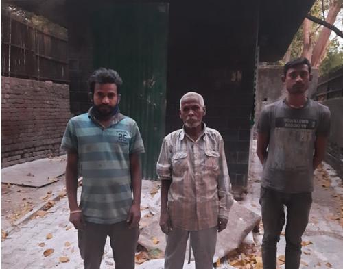 Closure of community bin area in Delhi deals blow to waste pickers