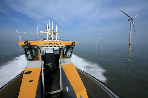 The US just set ambitious offshore wind power targets: What will it take to meet them?