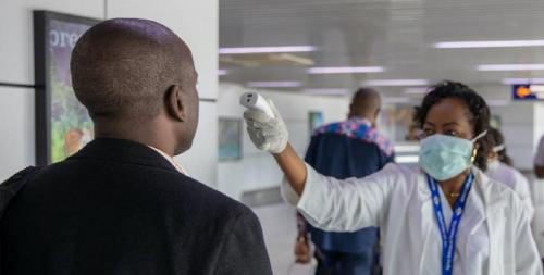 'Lack of adherence to Covid-19 protocol led to spike in Nigeria but cases declining'