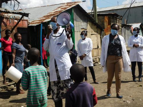 Kenya kept COVID-19 infections low for months, but fatigue threatens gains
