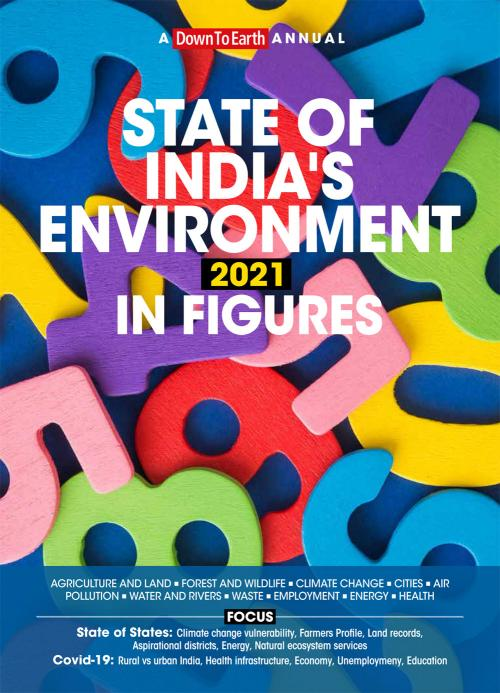 State of India's Environment 2021: In Figures (E-book)