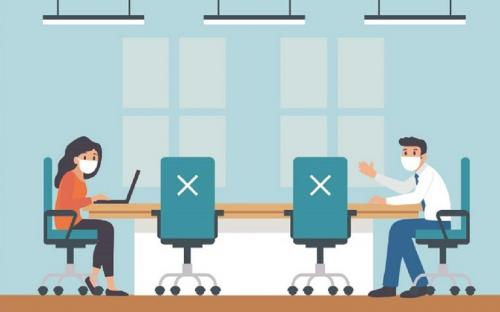 COVID-19 second wave: How to safely bring back workforce to office