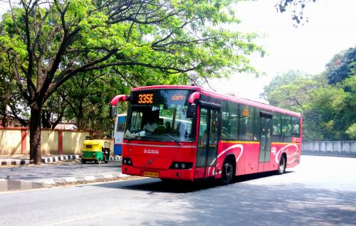 COVID-19: India should act now to prevent a bus sector collapse. Photo: Wikimedia Commons