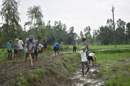 कोरोना की दूसरी लहर और मनरेगा-6: उत्तर प्रदेश के कई गांवों में एक भी ग्रामीण को नहीं मिला काम
