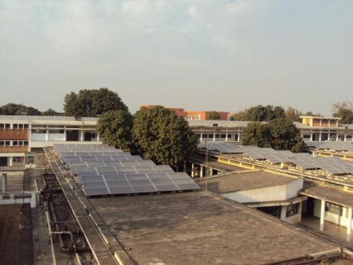 Decentralised renewable energy solutions offer great promises for healthcare facilities