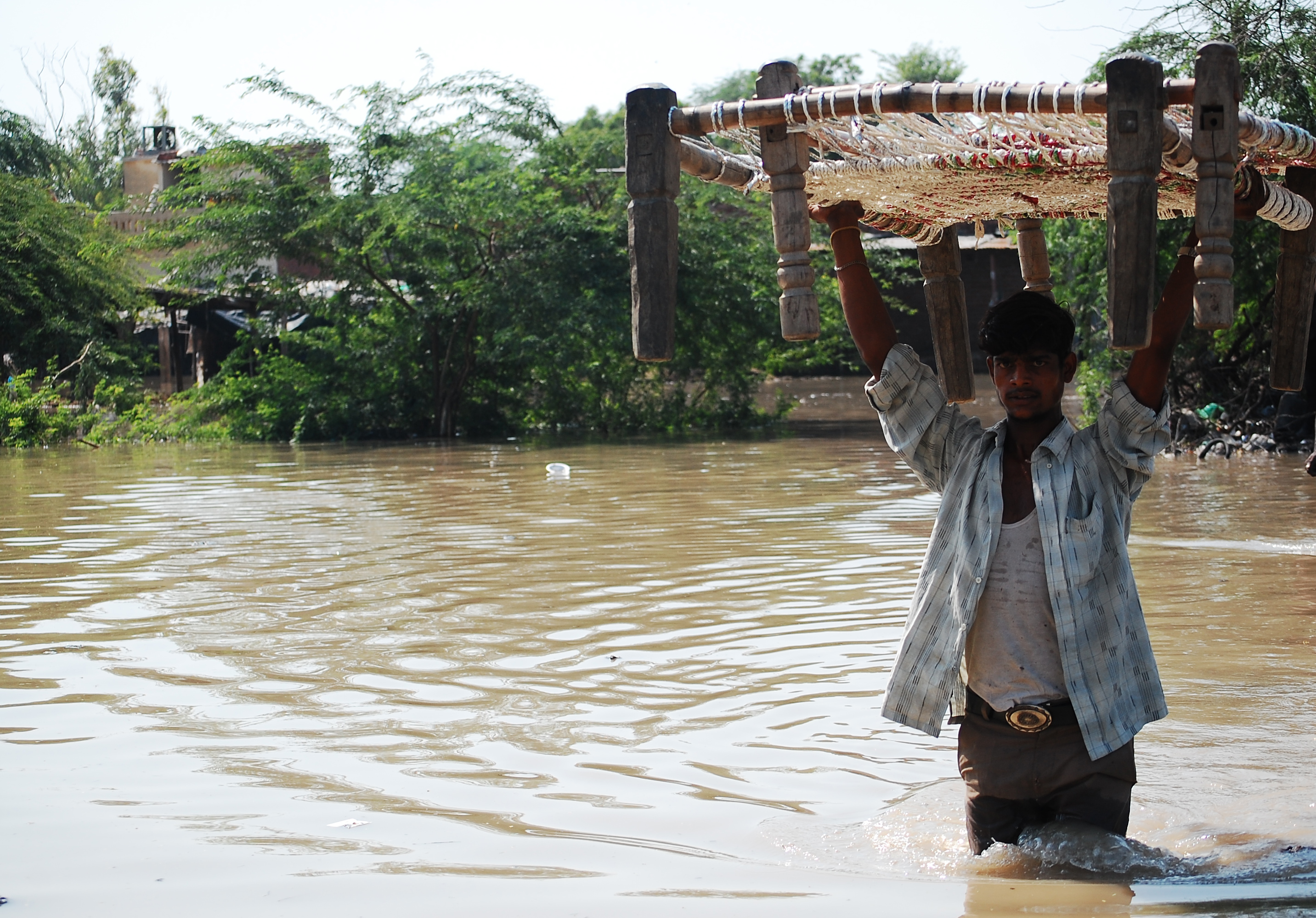 Natural Disasters Images In India