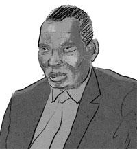 Joseph Mwanamveka