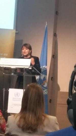 Moroccan Environment Minister Hakima El Haite was blunt when she said that health was lacking in the climate agenda