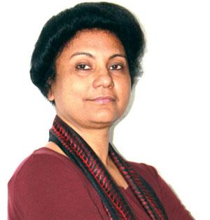 ANUMITA ROYCHOWDHURY<br>