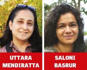 Uttara is director, and Saloni