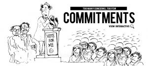 Five States: Too many concerns, too few commitments
