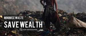 Minimise waste, save wealth