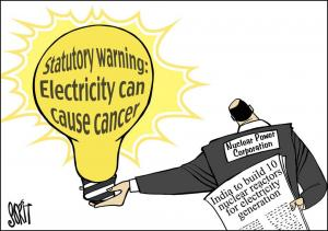 People should not be kept in dark on ill-effects of nuclear plants