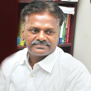 A Narayanamoorthy, Professor and Head, Department of Economics and Rural Development, Alagappa University, Tamil Nadu