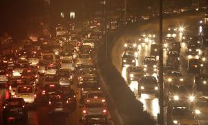 Building new roads does not solve traffic congestion, analysis finds