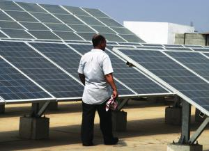 India is unlikely to reach its rooftop solar power generation target of 40 GW by 2022
