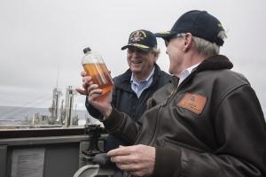 Biofuel breakthroughs bring 'negative emissions' a step closer