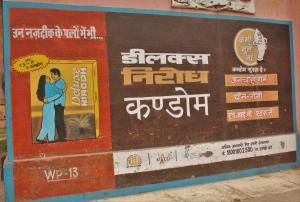 Restrictions on airing condom ads is absurd at best