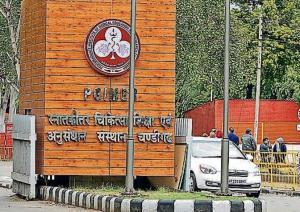अध्ययन दल के प्रमुख चंडीगढ़ स्थित पीजीआईएमईआर के शोधकर्ता मनमोहन सिंह