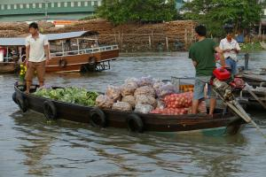 Climate change is triggering a migrant crisis in Vietnam