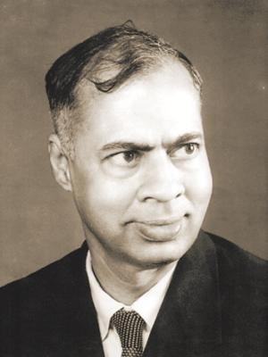 प्रोफेसर पिशरोथ रामा पिशरोटी