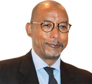 <strong>Ibrahim Assane Mayaki</strong>,<br> <em>a former Prime Minister of Niger and CEO of the New Partnership for Africa's Development Agency</em>