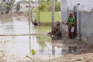 Dam disaster drowns Rajasthan village