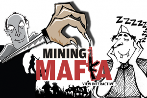 Mining mired in illegalities