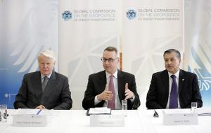 Global body comes into action to map geopolitical impact of renewables