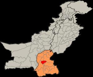 पाकिस्तान के सिंध प्रांत में नवाबशाह स्थित है