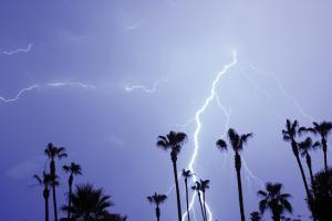 'Andhra Pradesh lightning strikes were not record breaking'