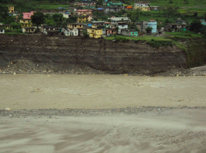 Most of the districts in Kumaon region are experiencing torrential rains along with landslides. Credit: Wikimedia Commons