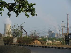 One-third of India's coal-based plants face the risk of going out of business.
