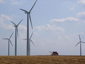 Renewable energy use is growing, but at a slow pace