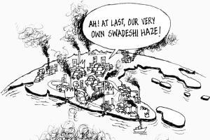 India's emission capitals