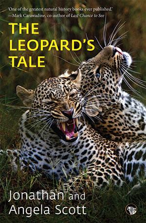 <b>THE LEOPARD'S TALE</b><br> Jonathan and Angela Scott<br> Speaking Tiger<br> 228 pages | Rs 350