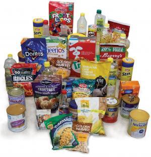 Taste the genetically modified buffet