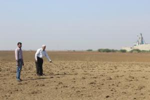 दक्षिण भारत में तेजी से बंजर हो रही है उपजाऊ भूमि