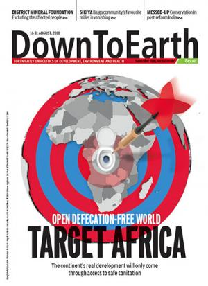 OPEN DEFECATION-FREE WORLD - TARGET AFRICA