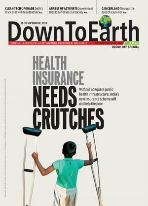 Health insurance needs crutches